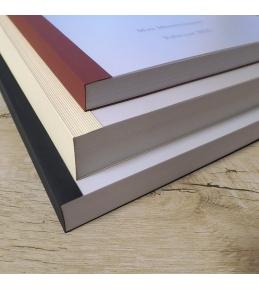 Softcover - Klebebindung DIN A4
