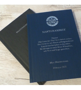 Hardcover - Kaschmir Leinen DIN A4