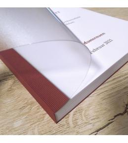 Softcover - Klebebindung DIN A5