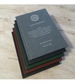 Hardcover - Kunstleder DIN A4